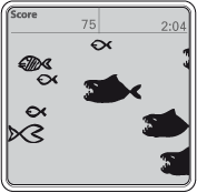 Fish Game on a PM