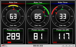 power cycling screen shot