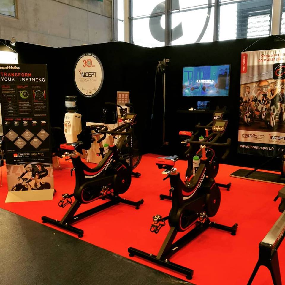 Retour sur le salon body fitness 2018 incept for Salon body fitness